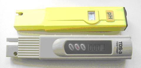 ИНДИКАТОР pH мочи и TDS — солемер (Руководство по использованию)